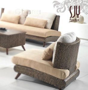 garden furniture and chairs
